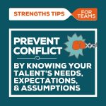 Prevent Conflict by Knowing Your Talent's Needs, Expectations, and Assumptions