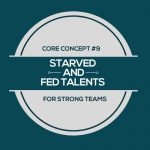 Starved And Fed Talents - Concept 9 of 9 to explore CliftonStrengths blind spots