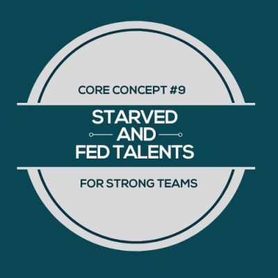 Starved And Fed Talents