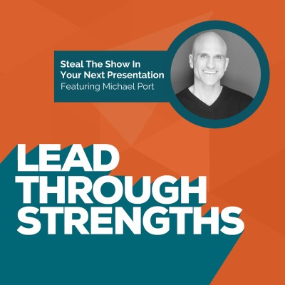 Michael Port Thumbnail - Steal The Show In Your Next Presentation At Work