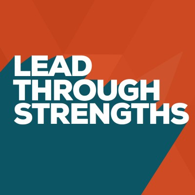 Lead Through Strengths Logo Solid Square