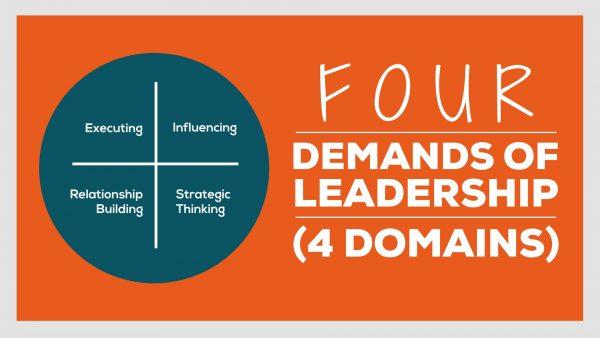 4 Demands Of Leadership