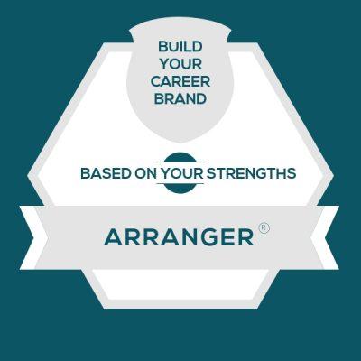 Careers for StrengthsFinder Arranger | CliftonStrengths Arranger: Build Your Career Brand