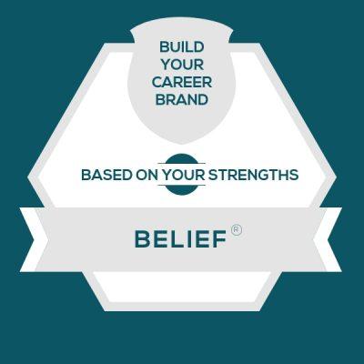 Careers for StrengthsFinder Belief | CliftonStrengths Belief: Build Your Career Brand