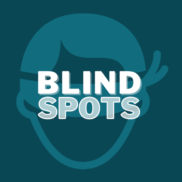Blind Spots [image with masked eyes]