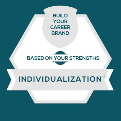 Careers for StrengthsFinder Individualization | CliftonStrengths Individualization: Build Your Career Brand