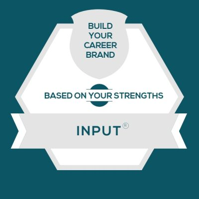 Input Strength: Build A Genuine Career Brand