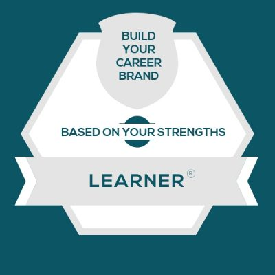Learner Strength: Build A Genuine Career Brand