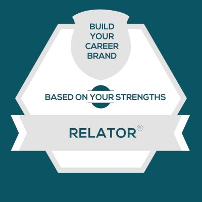 Careers for StrengthsFinder Relator | CliftonStrengths Relator: Build Your Career Brand