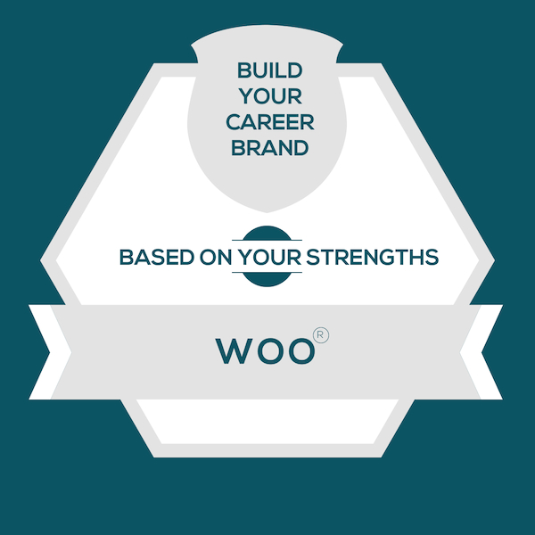 CliftonStrengths Woo: Build Your Career Brand