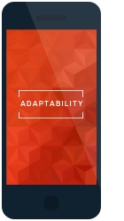 Adaptability Talent Theme Lockscreen