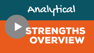 Clifton Strengths Analytical Video
