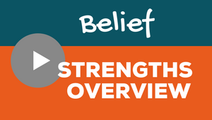 Clifton Strengths Belief Video