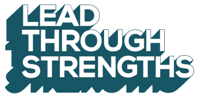 lead through strengths logo