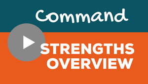 Clifton Strengths Command Video