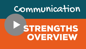 Clifton Strengths Communication Video