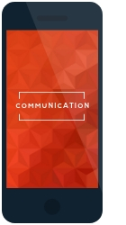 Communication Talent Theme Lockscreen
