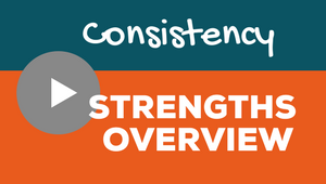 Clifton Strengths Consistency Video