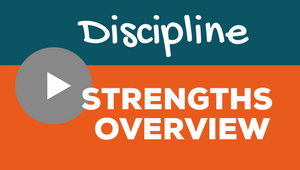 Clifton Strengths Discipline Video