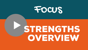 Clifton Strengths Focus Video