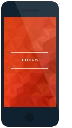 Focus Talent Theme Lockscreen