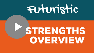 Clifton Strengths Futuristic Video