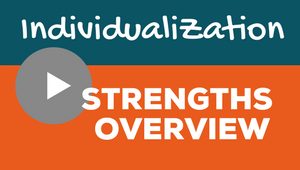 Clifton Strengths Individualization Video