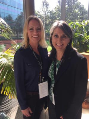 Lisa Cummings Joni Lynn Nelson Clifton StrengthsFinder Summit