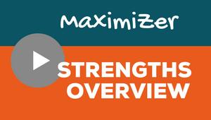 Clifton Strengths Maximizer Video