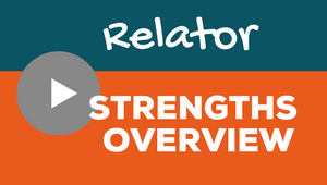 Clifton Strengths Relator Video