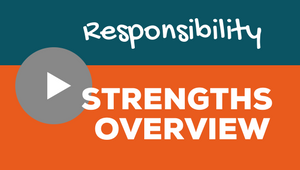Clifton Strengths Responsibility Video