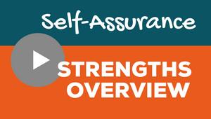 Clifton Strengths Self-Assurance Video