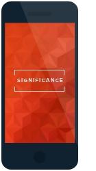 Significance Talent Theme Lockscreen