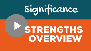 Clifton Strengths Significance Video