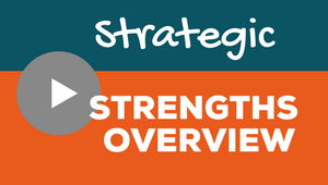 Clifton Strengths Strategic Video